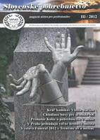 Slovenské pohrebníctvo III/2012