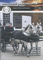 Slovenské pohrebníctvo IV/2012