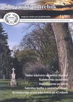 Slovenský pohrebák 1/2011